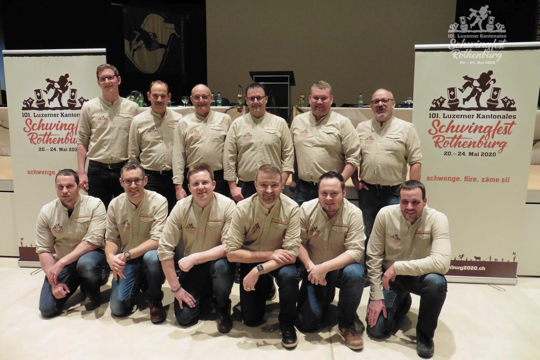 Delegiertenversammlung des Luzerner Kantonalen Schwingerverbandes