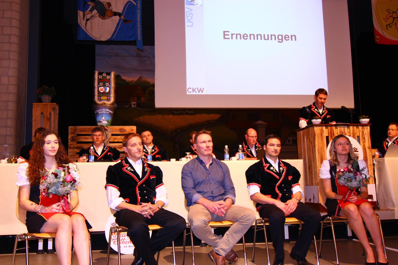 Delegiertenversammlung LKSV in Rothenburg