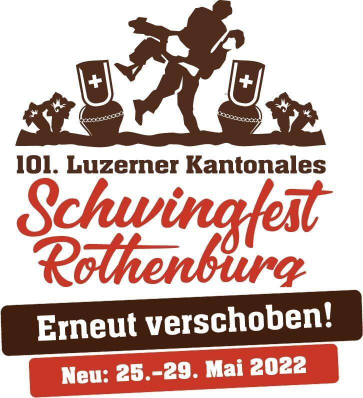 Luzerner Kantonales Schwingfest 2021 in Rothenburg